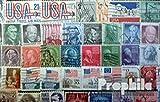 Prophila Collection USA 50 verschiedene Marken (Briefmarken für Sammler)
