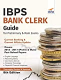 #1: IBPS Bank Clerk Guide for Preliminary & Main Exams