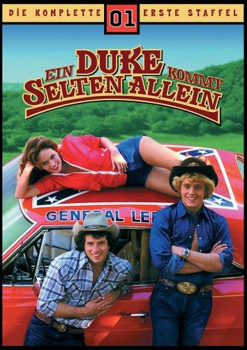 Bild von Ein Duke kommt selten allein - Die komplette erste Staffel [5 DVDs]