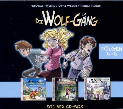 Die Wolf-Gäng Box 2 (Folge 4-6) Gang Box