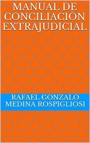 Manual de Conciliaciòn Extrajudicial