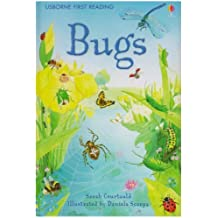 Bugs (First Reading) (Usborne First Reading) by Sarah Courtauld (2007-10-31)