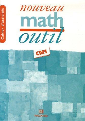 Math CM1 cycle 3 Deuxième année : Cahier d'activités