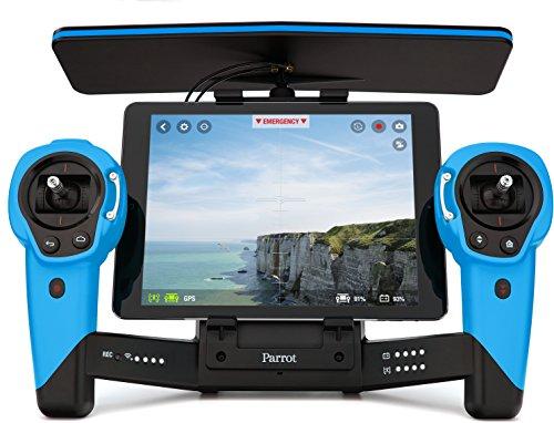 Parrot Bebop Drohne + Parrot Skycontroller blau - 6