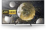 Sony Bravia KD50SD8005 50 inch Curved Android 4K HDR Ultra HD Smart TV with Youview, Freeview HD, PlayStation Now (2016 Model) - Black
