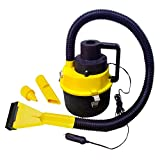 #5: Luvina Dc 12 Volt Wet And Dry Ultra Car Vacuum Cleaner With Air Inflator For Home And Car