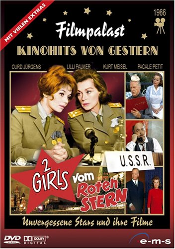 2 Girls vom Roten Stern (Girl Lilli)