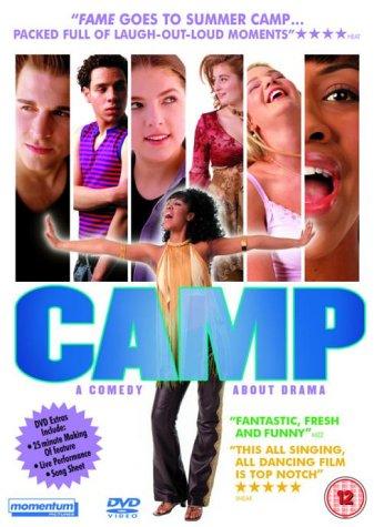 Camp  DVD   2003