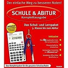 Lernpaket Schule und Abitur 2006. DVD-ROM für Windows 98/2000/Me/XP
