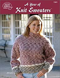 A Year of Knit Sweaters