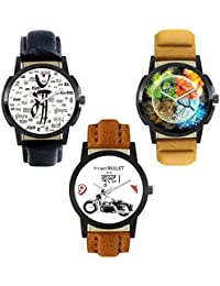 DLG New Combo Collection Of Maa Printed In All Language And Bulta Printed And Panchbhut Printed In Round Dial...