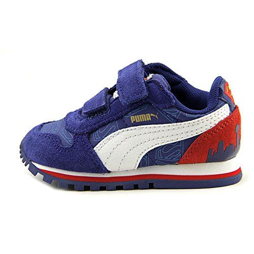 Puma ST Runner Superman Kids Synthétique Baskets Sodalite Blue- Cloisonne-white