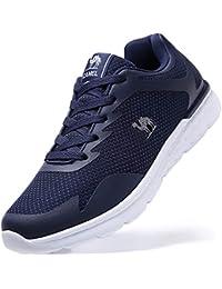 CAMEL CROWN Zapatillas Deporte de Running para Hombres Zapatillas de Deporte Ligeras y Transpirables Zapatillas de Deporte…