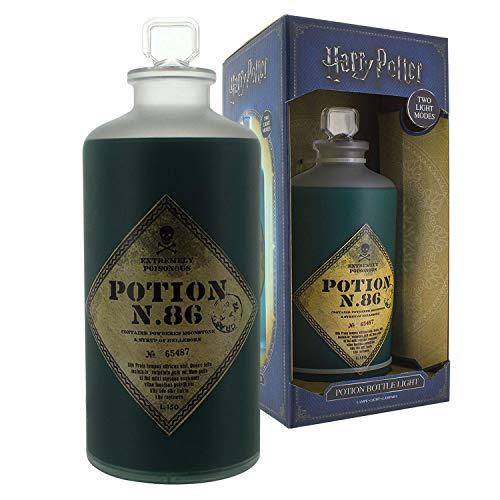 Paladone - Harry Potter Lampada Pozione Verde - Ufficiale Warner Bros Wizarding World