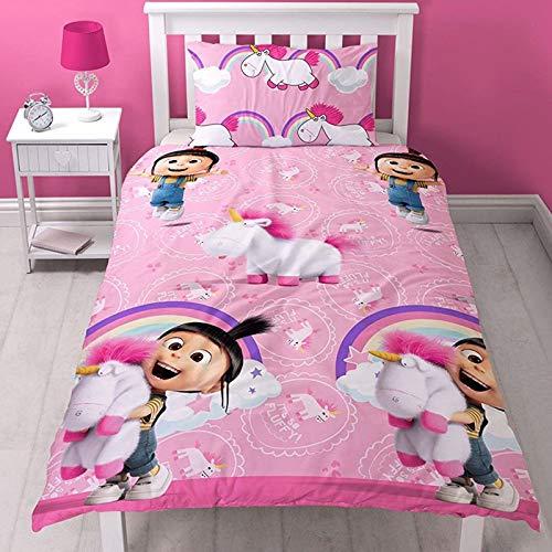Despicable Me 'Daydream' Single Bettbezug Set-Repeat Print Design