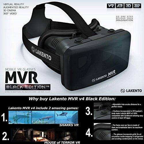 Pack-de-realidad-virtual-Lakento-V4-gafas-VR-botones-de-controle-2-juegos