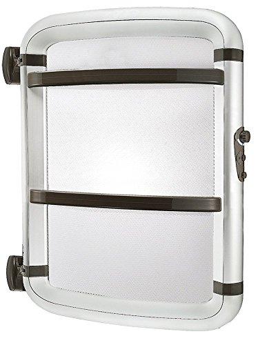 Radialight dhs07056 sèche-serviettes électrique à bascule à irradiation, blanc