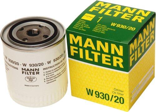 Preisvergleich Produktbild Mann Filter W93020 Ölfilter