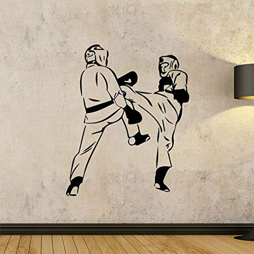 SLQUIET Anpassbare junge schlafzimmer dekoration abnehmbare design wandaufkleber abnehmbare wasserdichte wandtattoos selbstklebende dekoration Silber M 30 cm X 36 cm