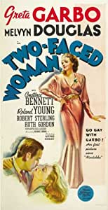 Two-Faced Woman Affiche du film Poster Movie Femme hypocrite (27 x 40 In - 69cm x 102cm) Style A