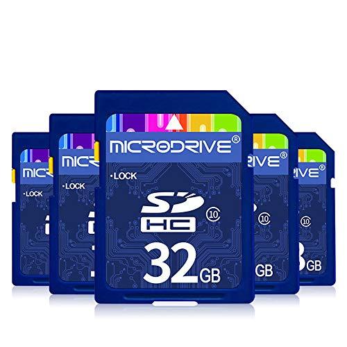 Secure Digital Microsd (HM2 Microsd-Hochgeschwindigkeits-Speicherkarten, 8 GB, 16 GB, 32 GB, 64 GB, 128 GB, Secure Digital-Speicher, Micro-SD-Lese-80-MB/S-Schreib-80-MB/S-Speicherkarte für Kameras - Blau,128GB)