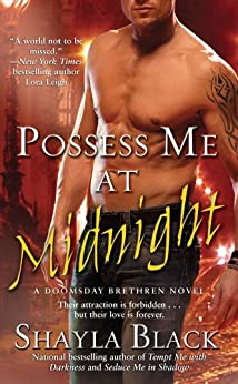 Possess Me at Midnight (Doomsday Brethren) by [Black, Shayla]