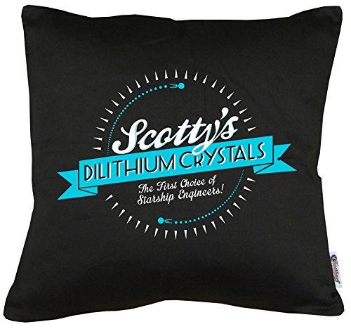 TLM Scottys Dilithium Crystals Kissen mit Füllung (Captain Kostüm Uhura)