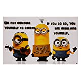 #5: POSTERS Minions