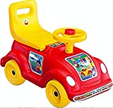 Generic Skating Swift Ride On Toy Car Walk Yacht Car Infant Kids (Color May Vary) (Size: 16 X 22.5 X 11.5 Inch)