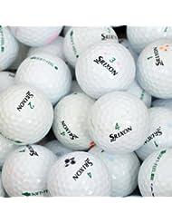Srixon Soft Feel - Lote de pelotas de golf usadas recuperadas, 24 unidades, grado B