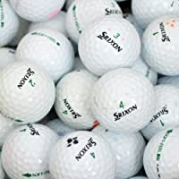 Second Chance Srixon Soft Feel Lake Golf Balls (Grade B)