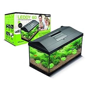 Aquael Leddy 60 Aquarium Equipado 60 x 30 x 30 cm 54 L