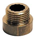 Hahnverlängerung mit Innenvielkant | 1/2 Zoll x 15 mm | 10er Pack