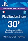 Carte Playstation Network 30 EUR [Code J...