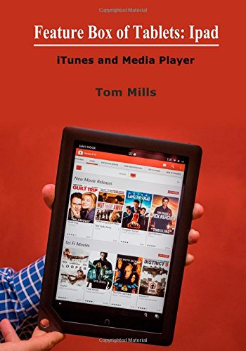 Feature Box of Tablets: Ipad: iTunes and Media Player