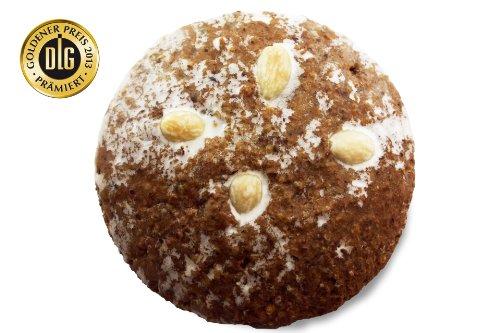 Nürnberger Elisen Lebkuchen - einzeln verpackt - Zucker