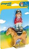 Playmobil 6973 - Reiterin mit Pferd