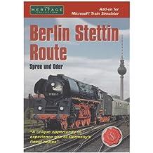 Image of Berlin Stettin Route Add-On for Microsoft Train Simulator (PC CD) - Comparsion Tool
