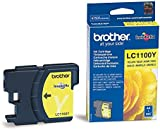 Brother Original LC1100Y Yellow Ink Cartridge