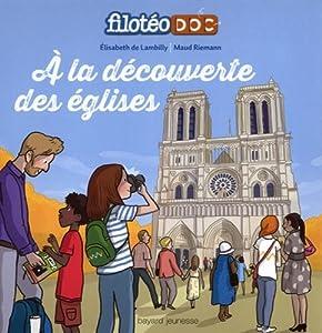 """Afficher """"A la découverte des églises"""""""