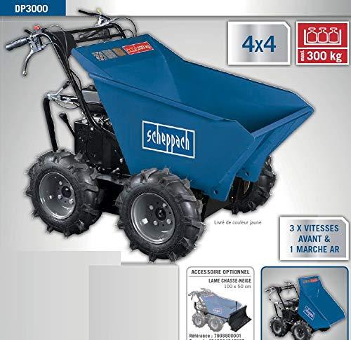 SCHEPPACH Dumper DP 3000 - 3