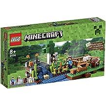 LEGO 21114 Minecraft - La granja, multicolor