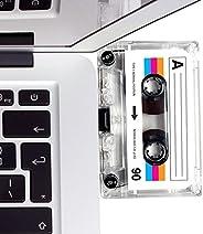 (16GB) USB Mixtape, Retro, Quirky Gift, Cool, Cute, Love, Present, Boyfriend, Girlfriend, Office, Novelty, Birthday, Wedding,
