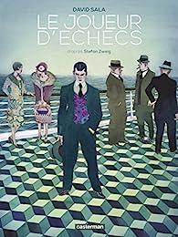 Le Joueur d'échecs (BD) par David Sala