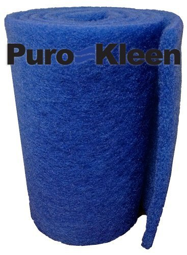 puro-kleen perma-guard starr Teich Filter Medien, 12x 72(6Füßen,) von puro-kleen - Kleen-filter