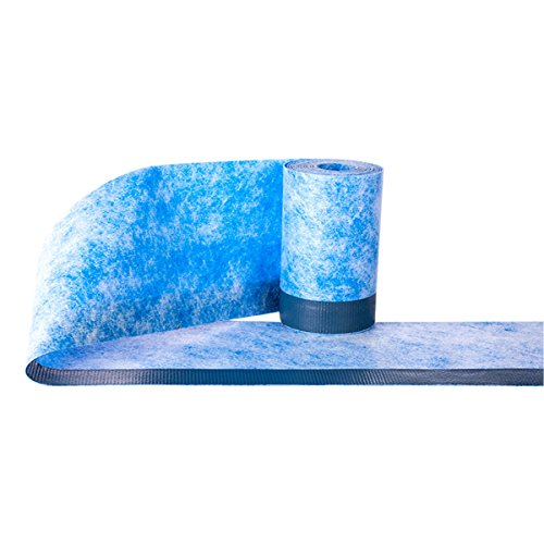 Bauhandel24 - Wannendichtband selbstklebend 3m, Fugenband Bad, Dichtband Sanitär, Dichtungsband Badewanne, Abdichtung Dusche