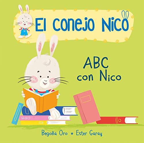 ABC con Nico (El conejo Nico) por Ester Garay