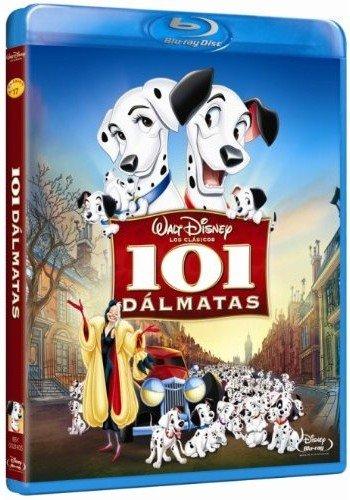 101 Dálmatas [Blu-ray] 5104trx5P3L
