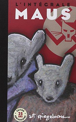 Maus : L'intégrale par Art Spiegelman