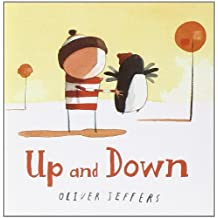 Up and Down by Oliver Jeffers (30-Aug-2012) Hardcover